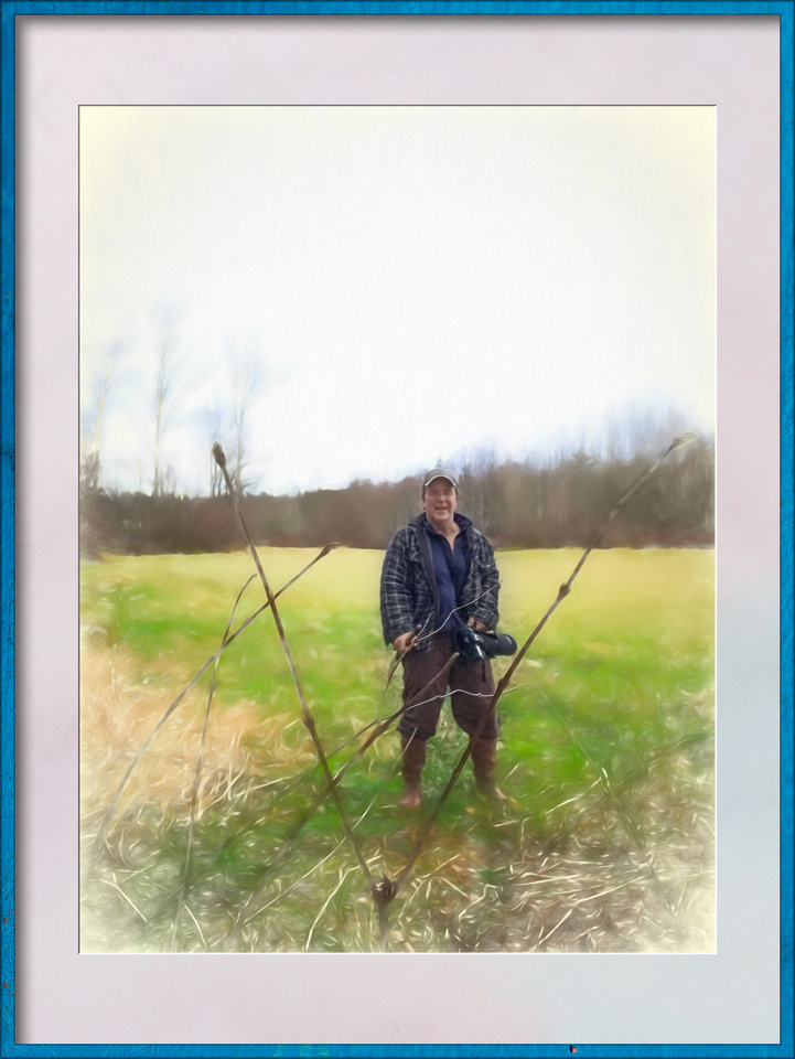 RickOlsenPhotography - Rick Out Standing in His Field
